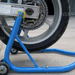 Universal motorcycle swingarm rear stand - photo 3