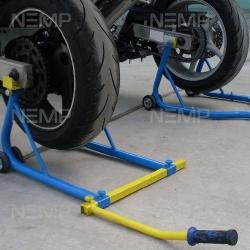 Мотопідкат під заднє і переднє колесо - фото 2