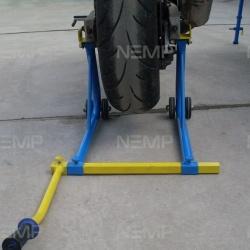 Мотопідкат під заднє і переднє колесо - фото 4