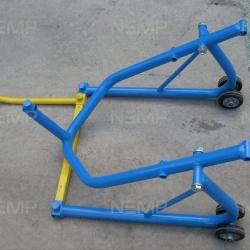 Мотопідкат під заднє і переднє колесо - фото 5