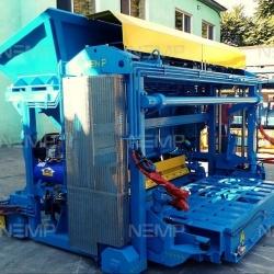 Вибропресс для бетонных изделий - фото 5